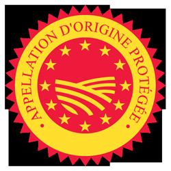 Logo AOP - Appellation d'Origine Protégée